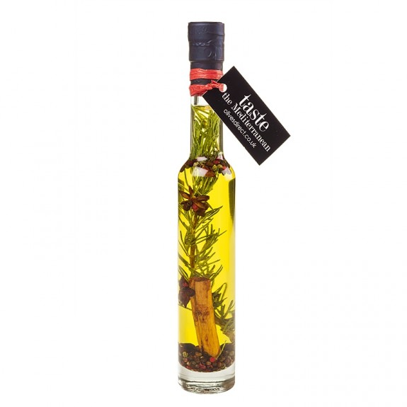 Christmas Oil Foodie Gift