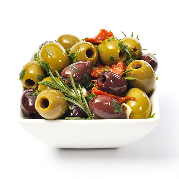 Mediterranean Pitted Olives
