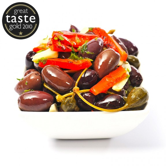 Sicilian Pitted Olives