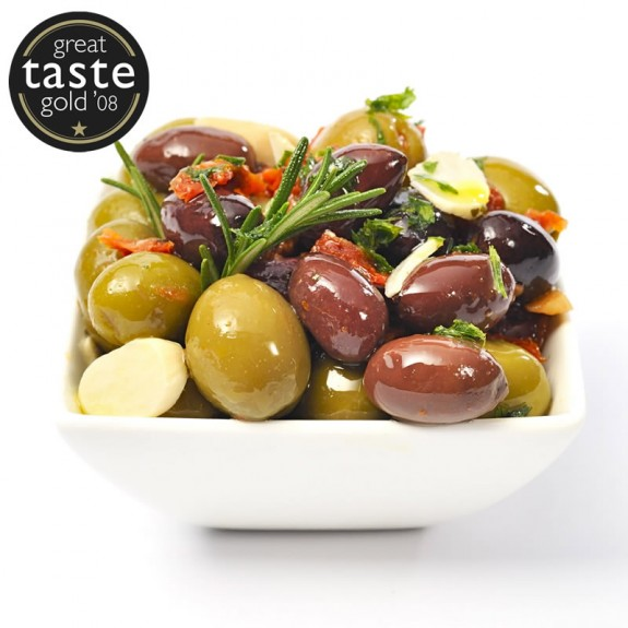 Mediterranean Whole Olives