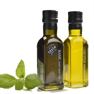 Award Winning Infused Italian Oils Gift Set