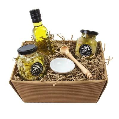 Garlic Lovers Hamper from Olives Direct