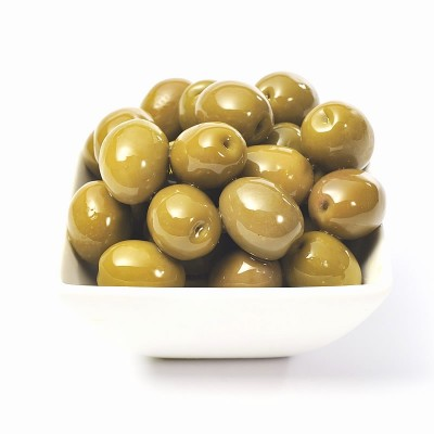 Green Colossal Whole Olives