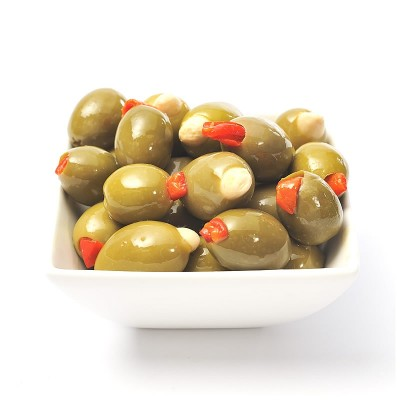 Mixed Stuffed Olives from Olives Direct