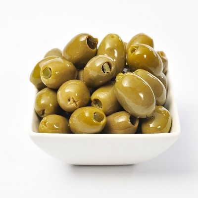 Jalapeno Stuffed Olives from Olives Direct