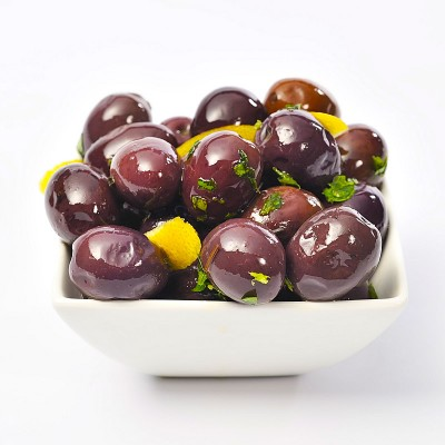 Lemon & Thyme Whole Olives