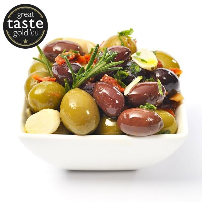 Mediterranean Whole Olives