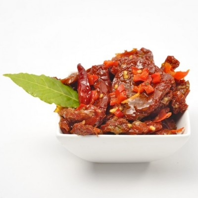 Chilli Marinated Sundried Tomatoes