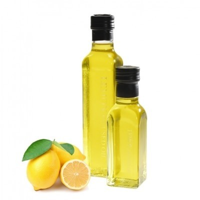 Lemon Infused Oil