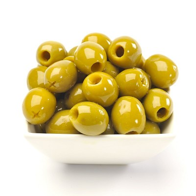 Green Colossal Pitted Olives