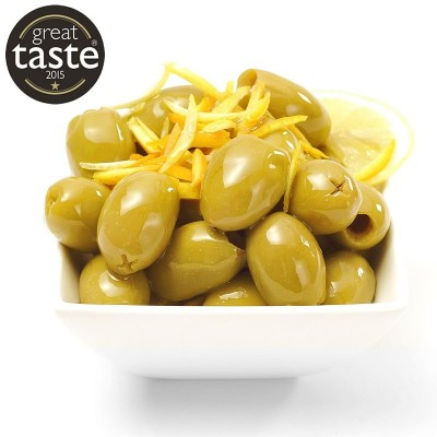 St Clements Pitted Olives