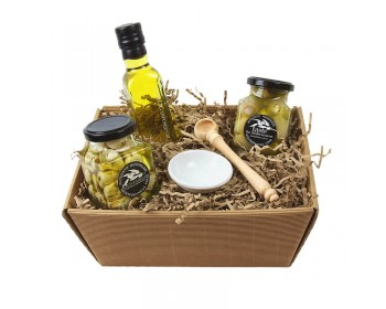 Garlic Lovers Hamper from Olives Direct
