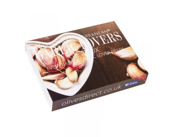 Garlic Lovers Foodie Gift Box through your Letterbox
