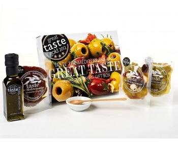 Great Taste Award Winners Foodie Gift Box- contents