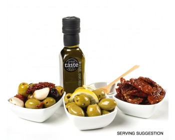 Great Taste Award Winners Foodie Gift Box - serving suggestion
