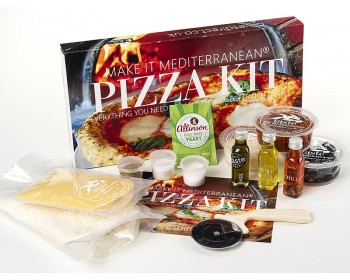 Pizza Kit Letterbox Size - contents