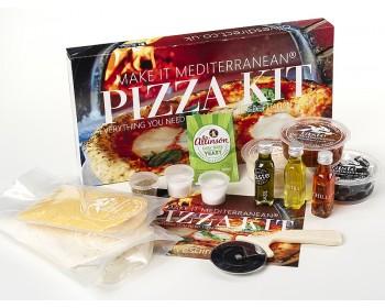 Pizza Kit Letterbox Size - contents