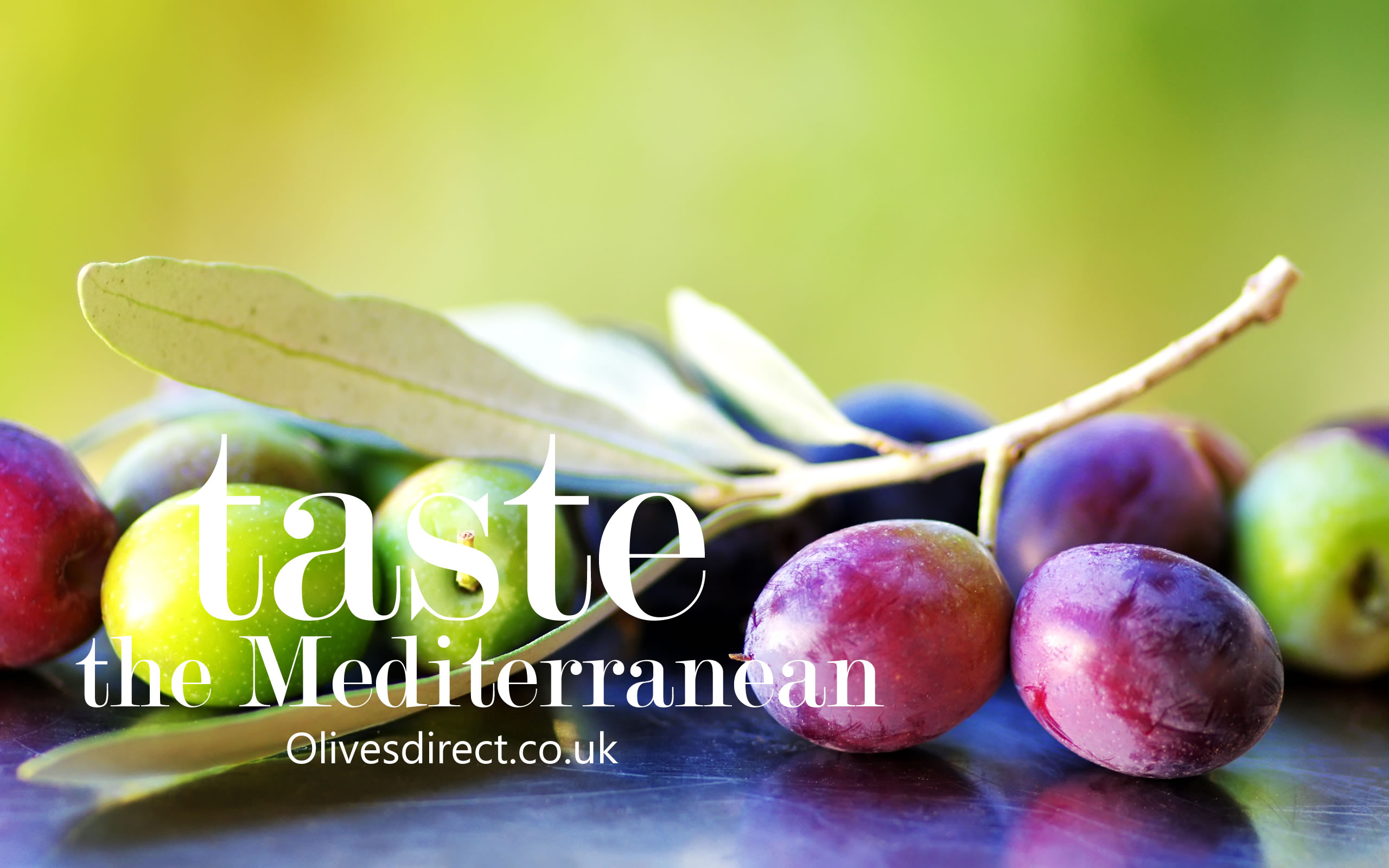 Taste the Mediterranean with Olives Direct
